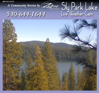 Sly Park Lake Web Cam